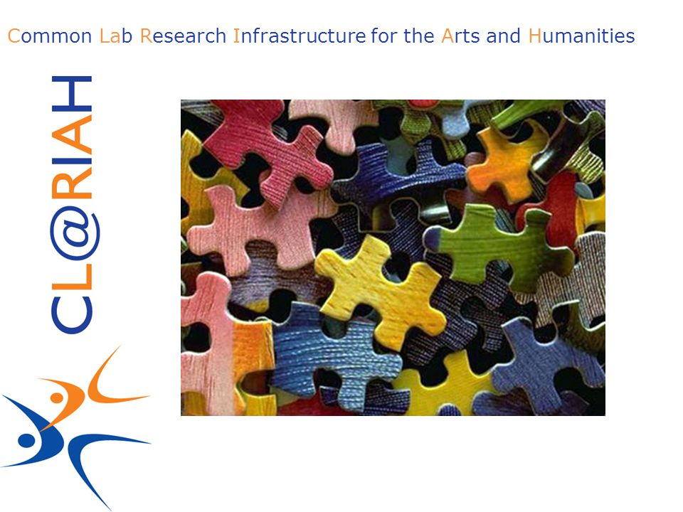 Common Lab Research Infrastructure for the Arts and Humanities