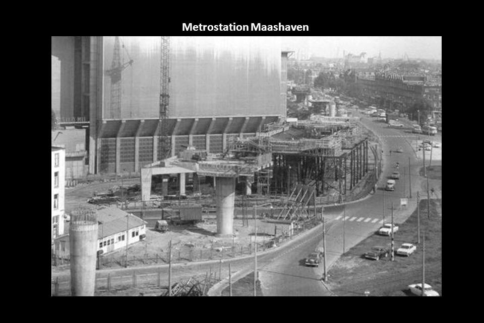 Maashaven - Markt van voor 1964