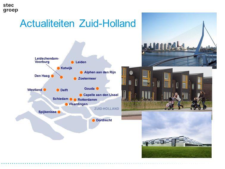 Actualiteiten Zuid-Holland