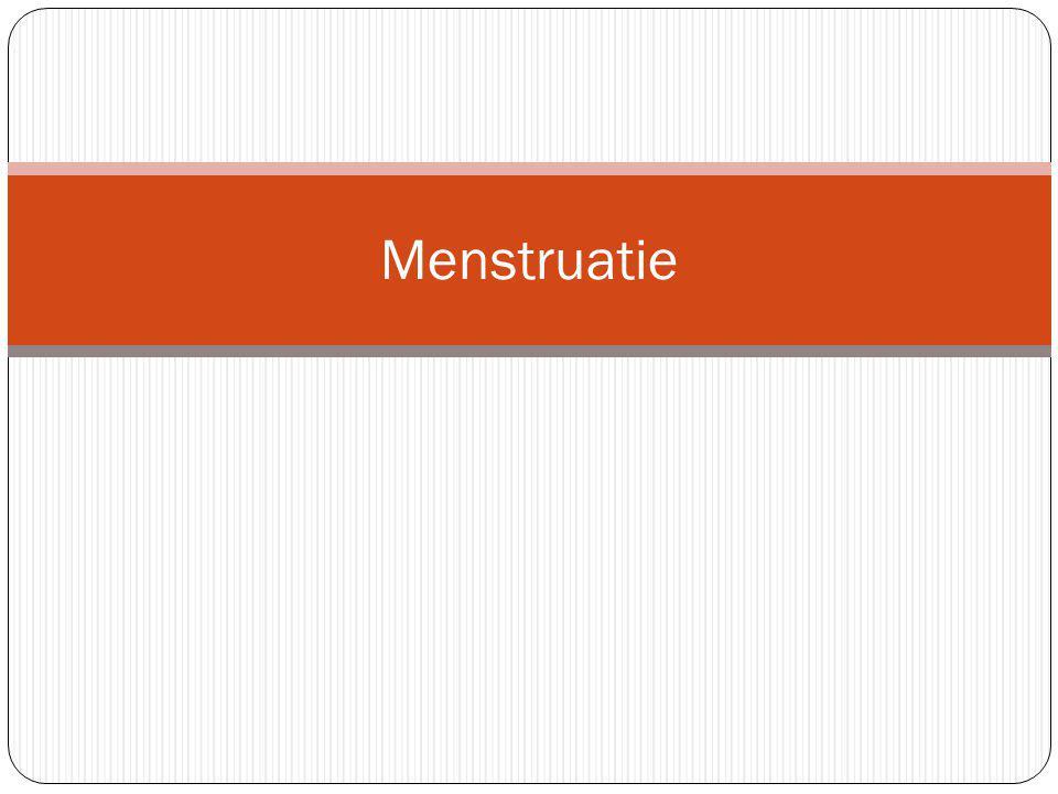 Menstruatiecyclus Progesteron zorgt er voor dat het baarmoederslij mvlies nog dikker wordt Hypofyse LHFSH Gele lichaam Oestrogenen Baarmoederslijmvlies + + + Progesteron