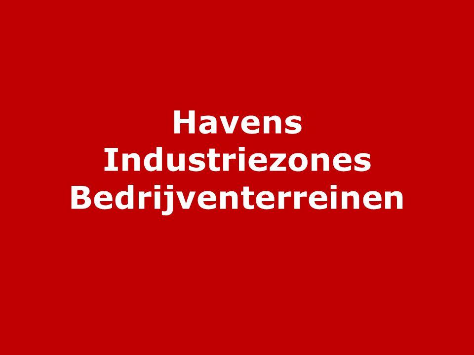 33 Havens Industriezones Bedrijventerreinen