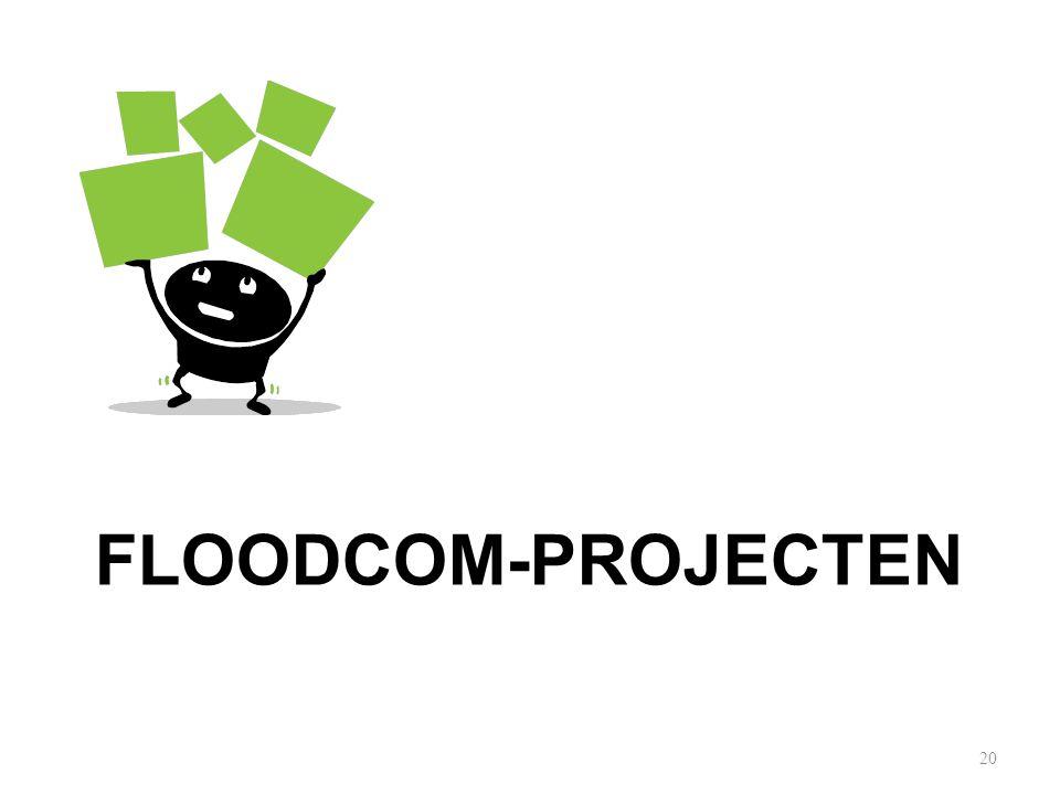 FLOODCOM-PROJECTEN 20