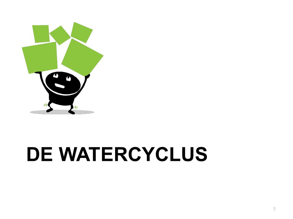 DE WATERCYCLUS 5