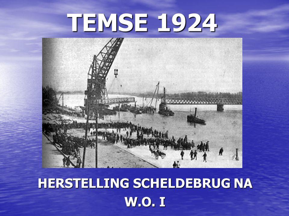 DENDERMONDE 1924 GROTE MARKT
