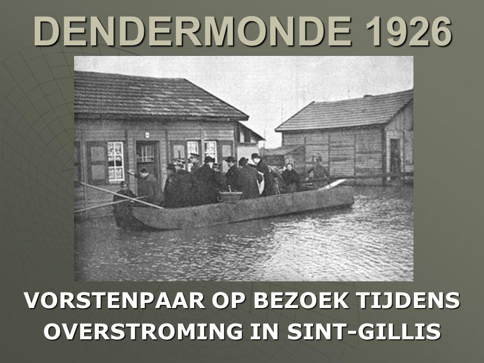 TEMSE 1924 TEMSE 1924 HERSTELLING SCHELDEBRUG NA W.O. I
