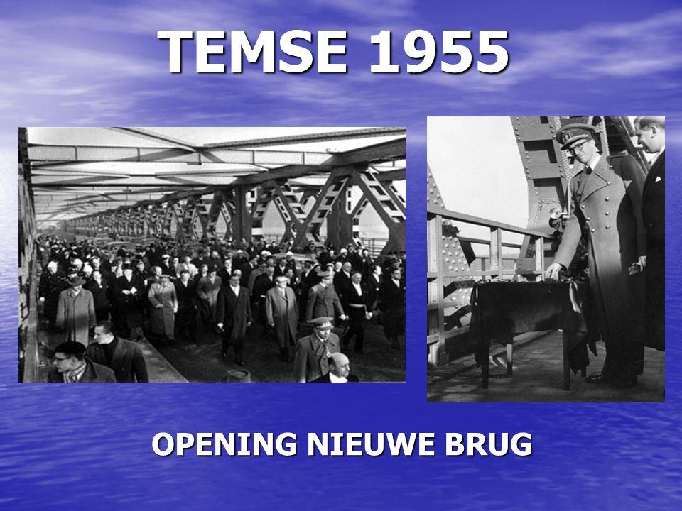 DENDERMONDE 1953 OVERSTROMING VLASSENBROEK BAASRODE