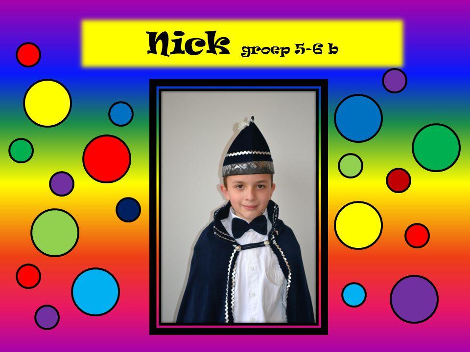 Nick groep 5-6 b
