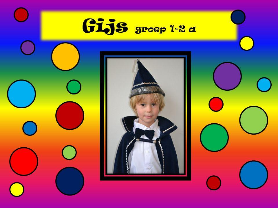 Gijs groep 1-2 a