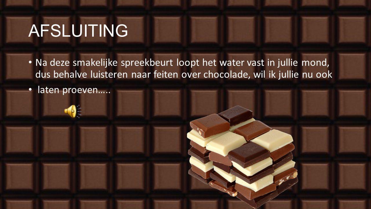WEETJES Wist je dat……… Er cacaoboter in lippenbalsem zit dat je lippen tegen de zon beschermt. In chocolade een stofje zit waar je vrolijk van wordt.