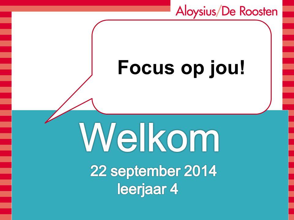 Focus op jou!