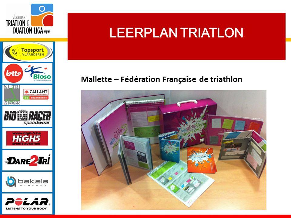 Mallette – Fédération Française de triathlon