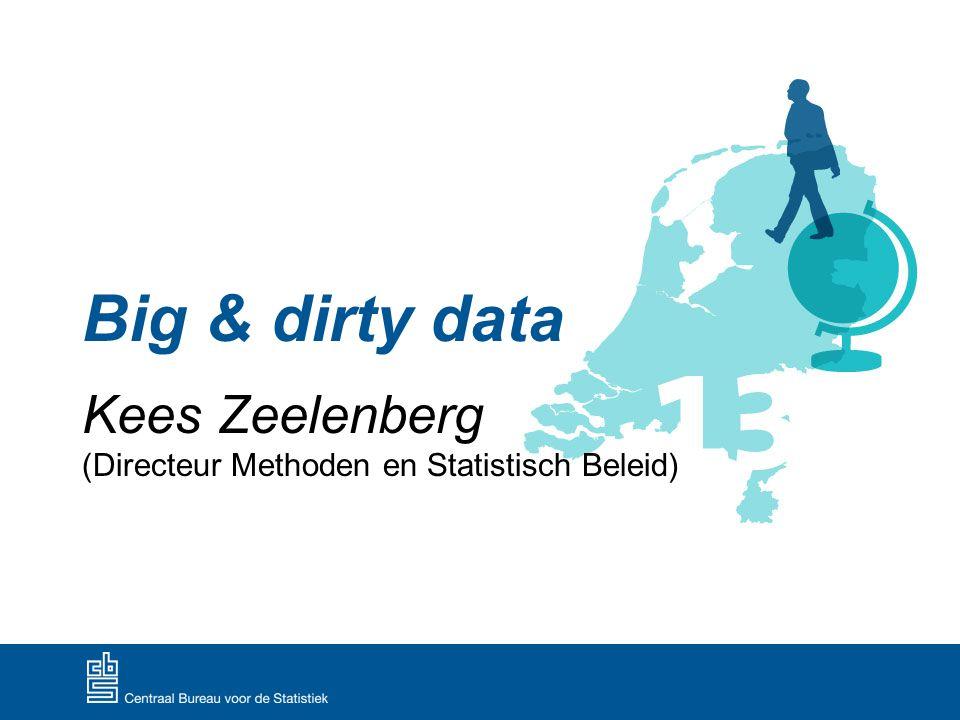 2 Inhoud Wat zijn Big Data.Voorbeelden Wat zijn Dirty Data.
