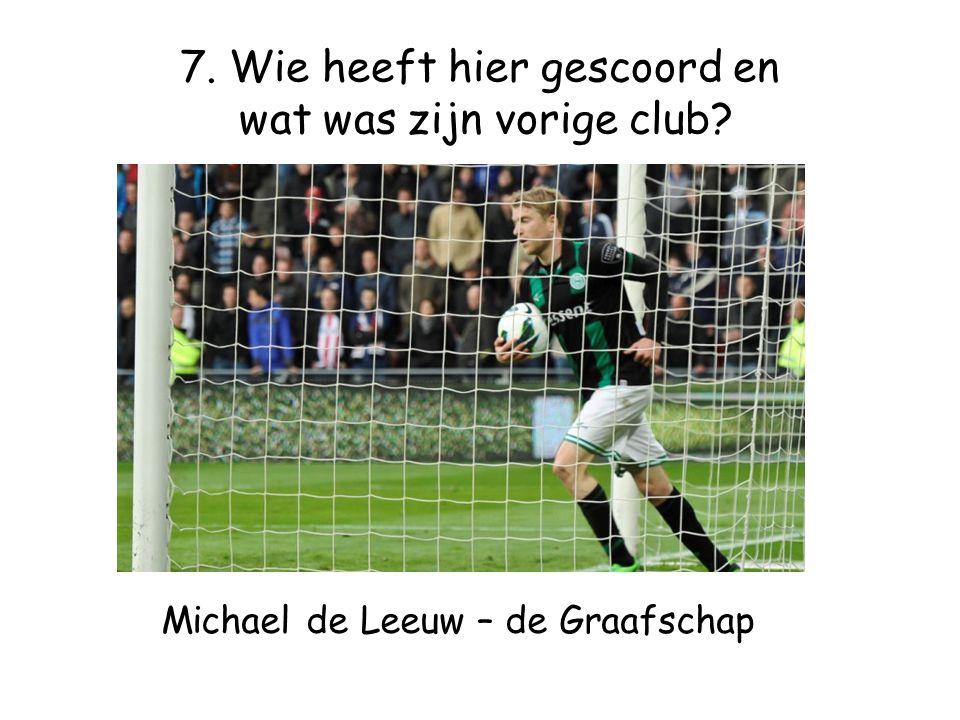 Michael de Leeuw – de Graafschap