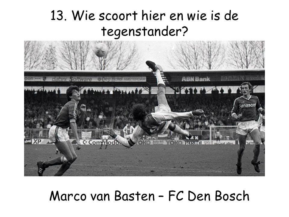 Marco van Basten – FC Den Bosch