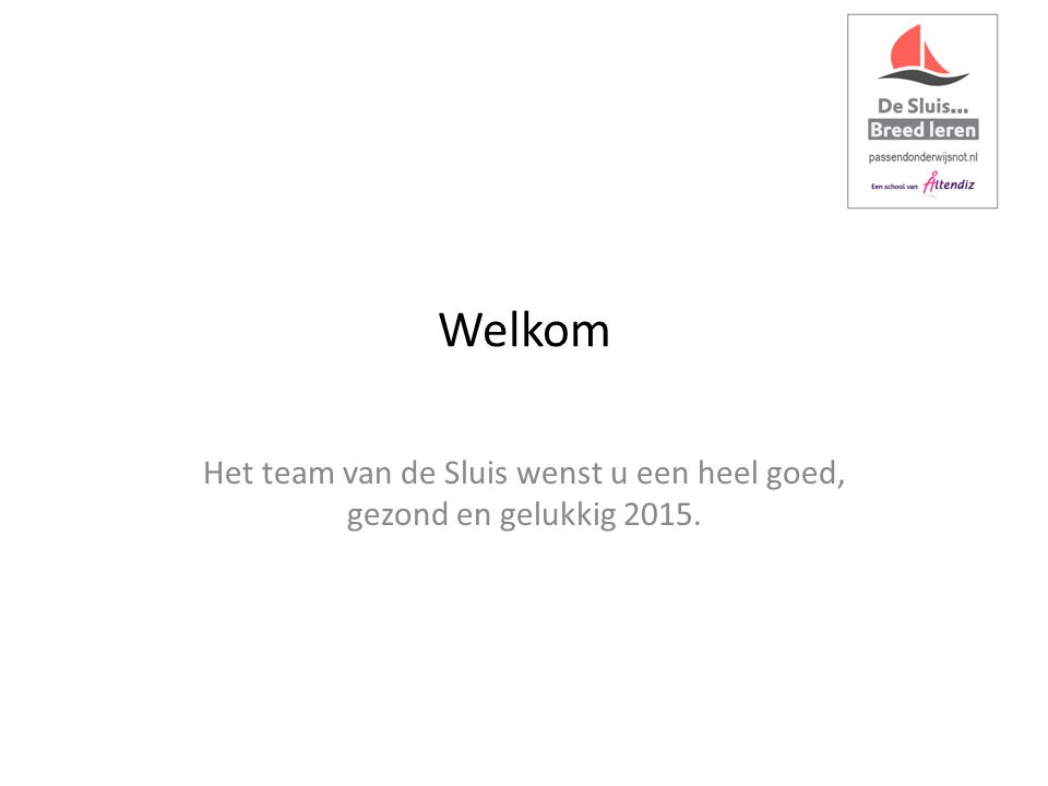 De teamleden …even voorstellen
