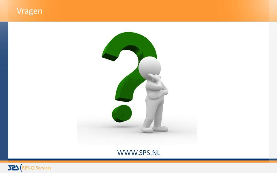 Vragen WWW.SPS.NL