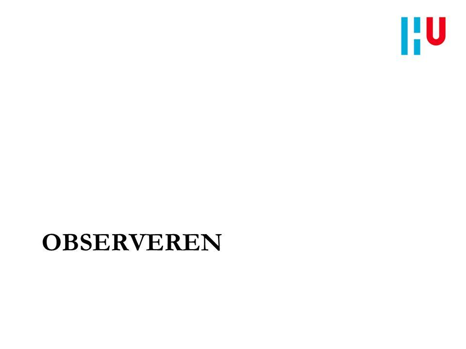 OBSERVEREN