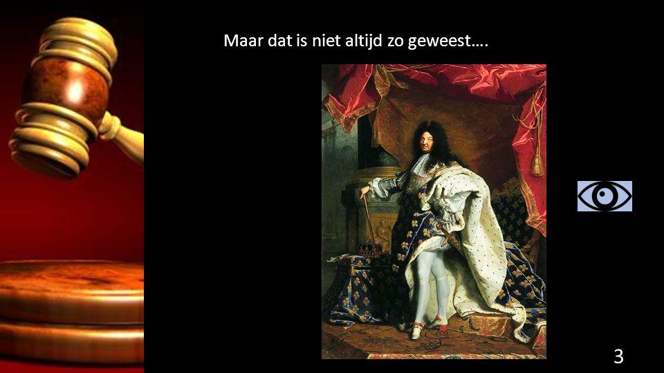 De drie machten in Nederland.Rechterlijke macht 24 de grondwet.