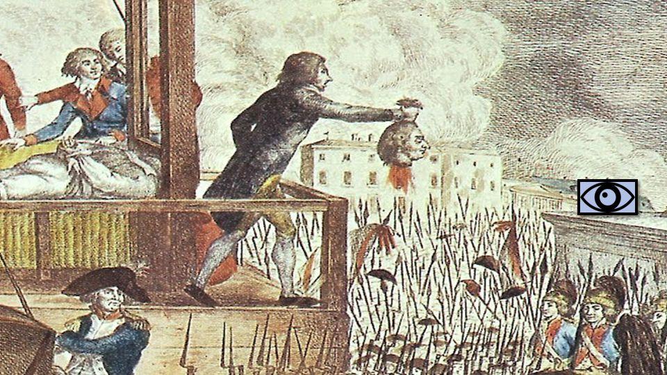 In de 18 e eeuw kwam er een einde aan de absolute macht van de Europese vorsten.