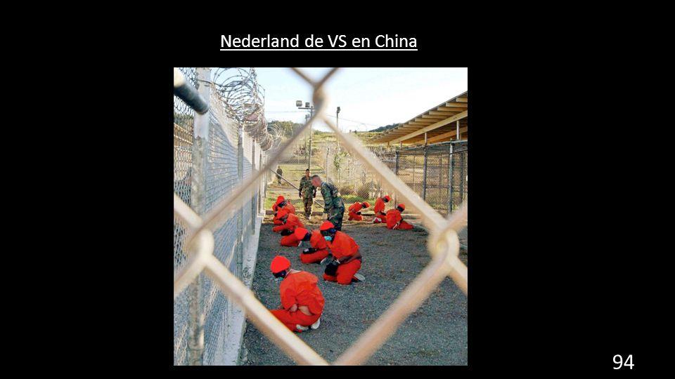 Nederland de VS en China 94 de grondwet.