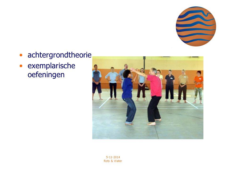 5-11-2014 Rots & Water achtergrondtheorie exemplarische oefeningen