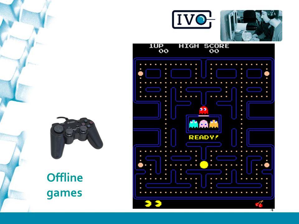4 Offline games
