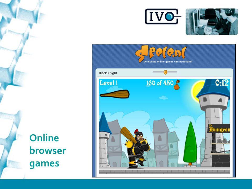 5 Online browser games
