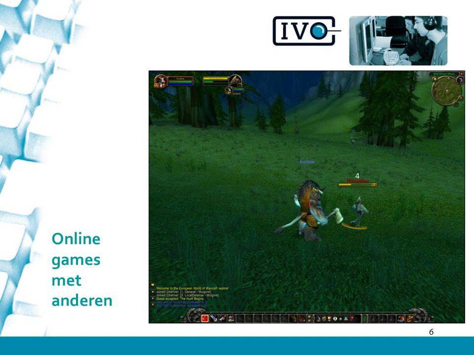 Video game Addiction Test (VAT) 3. Een …