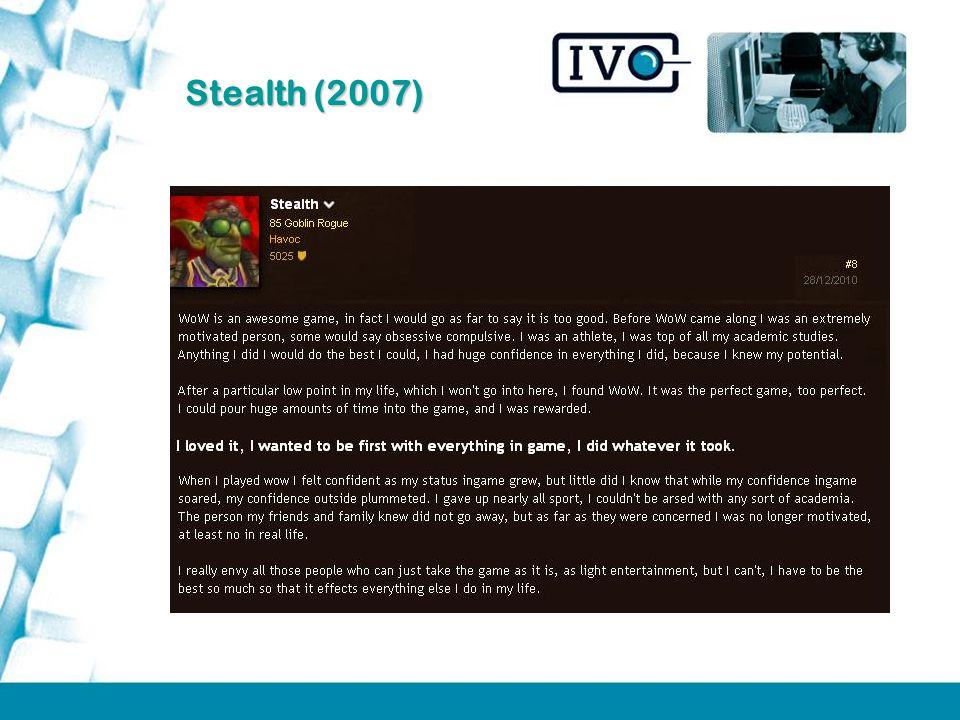 Stealth (2007)