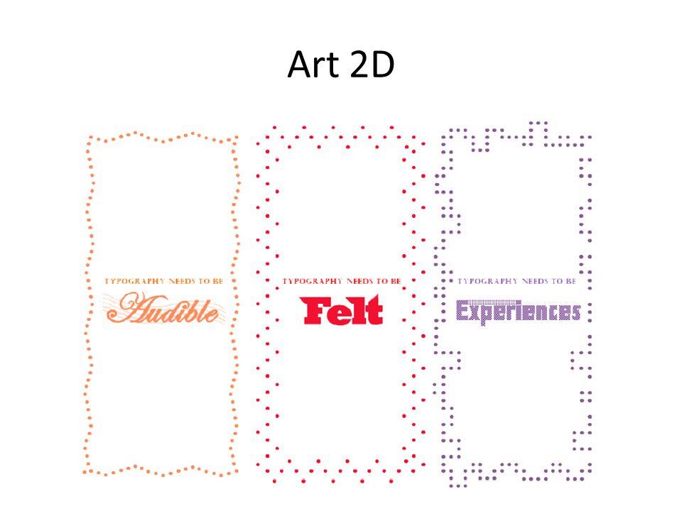 Art 2D