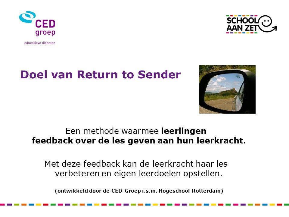Programma Resultaatanalyse, reflectie & terugkoppeling, waarop letten, hoe aanpakken, bespreken met de klas