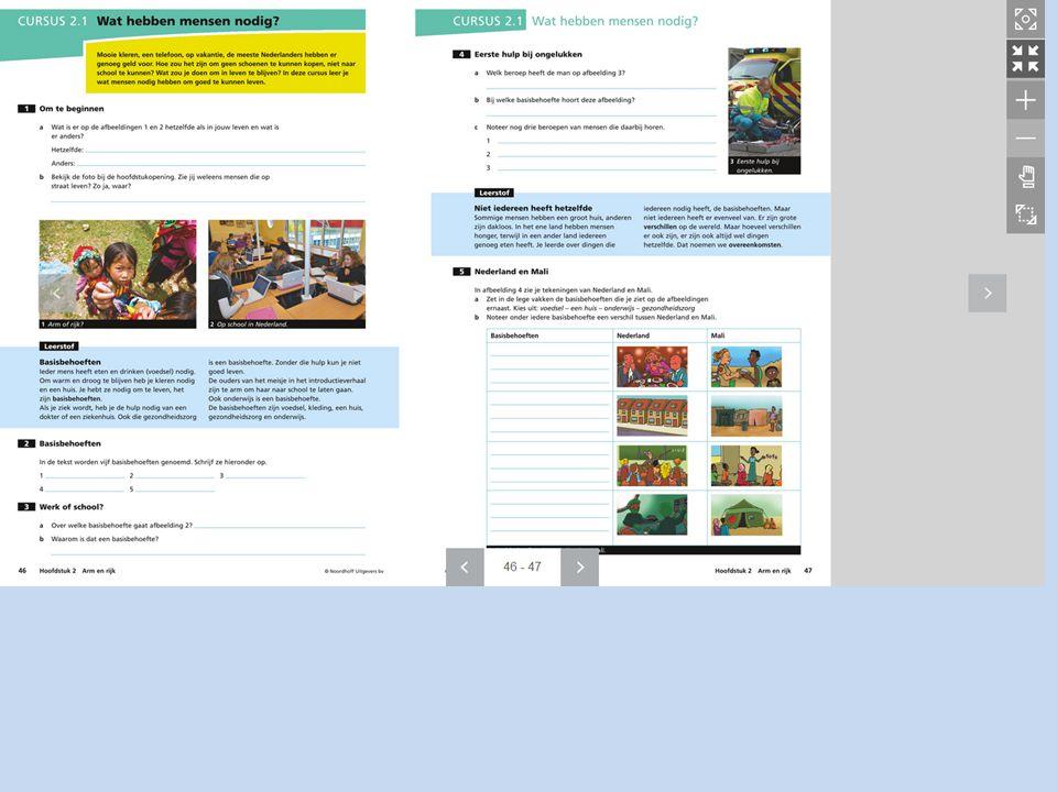 Zelf aan de slag Inloggen in Google Chrome pleinm.online.noordhoff.nl inlognaam: docentmemij77 (t/m 96)@noordhoff.nl of inlognaam: leerlingmemij24 (t/m 28)@noordhoff.nl wachtwoord: welkom Juiste boeken toevoegen via Instellingen Zelf aan de slag van Instaptoets t/m Plusopdracht