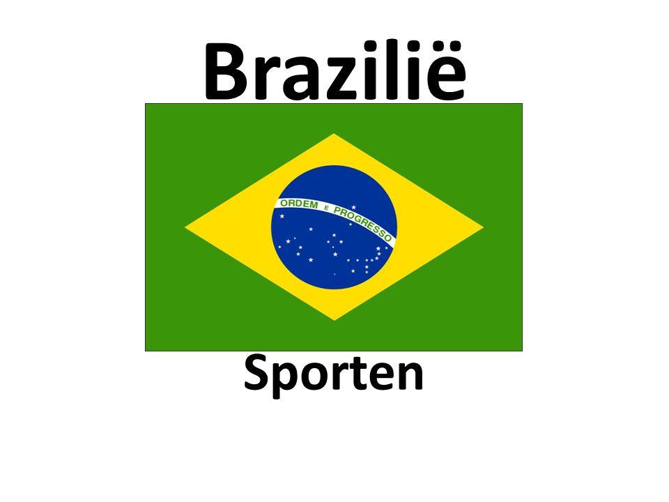 Brazilië Sporten