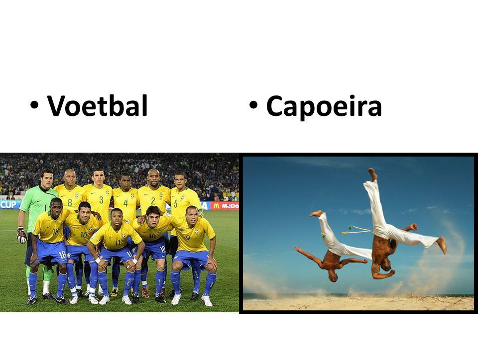 Voetbal Capoeira