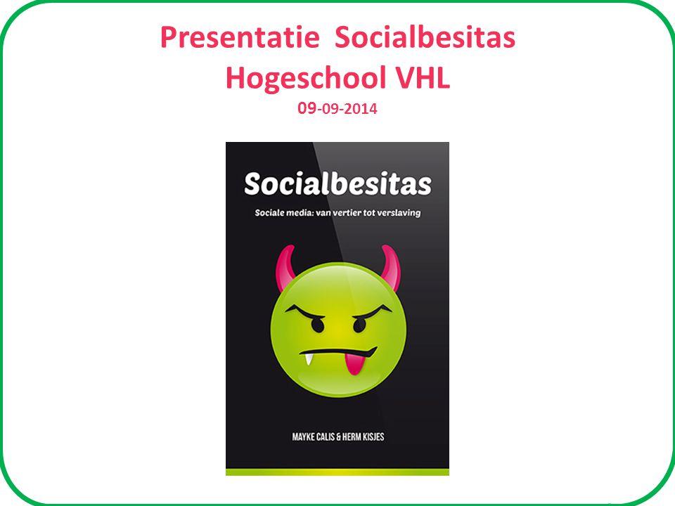 Presentatie Socialbesitas Hogeschool VHL 09 -09-2014