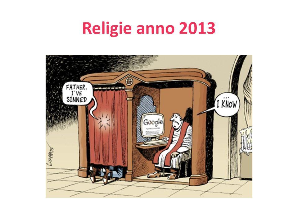 Religie anno 2013