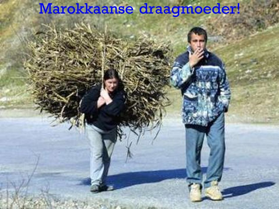 Marokkaanse draagmoeder!