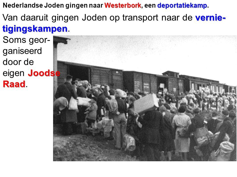 Westerborkdeportatiekamp Nederlandse Joden gingen naar Westerbork, een deportatiekamp.