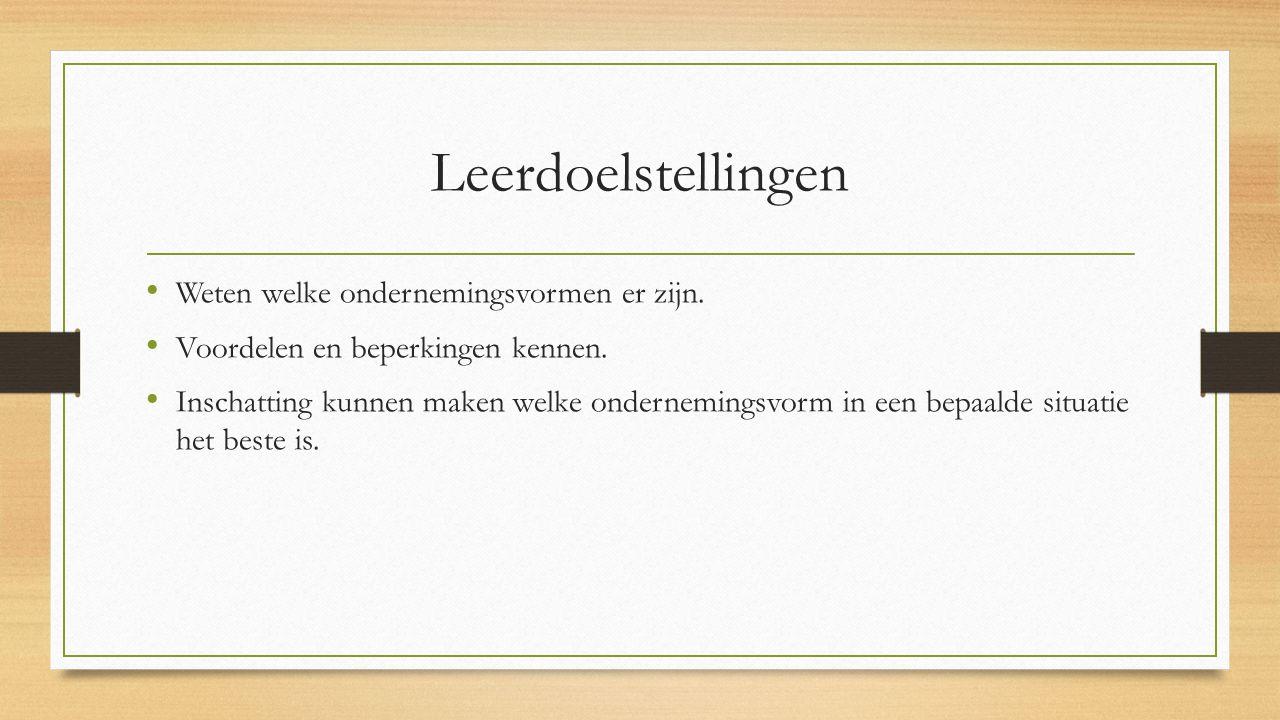Centraal begrip Verantwoordelijkheid Geld Leiding Risico Aansprakelijkheid Oprichting Rechtspersoon Failliet Eigendom