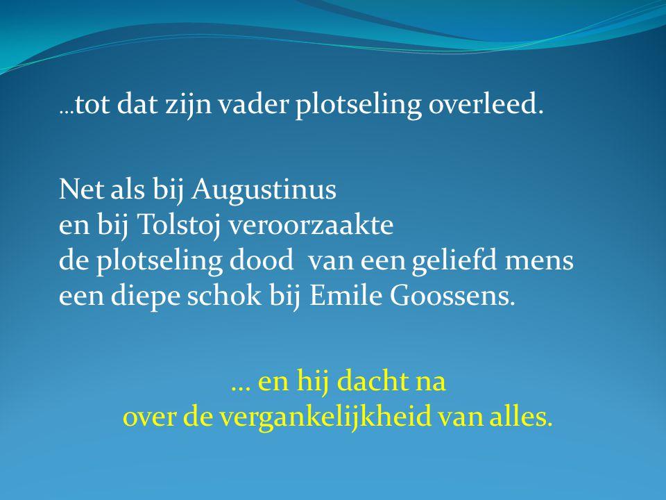Op 29 juni 1944 werd kapelaan Goossens bij een razzia ontdekt en gearresteerd.