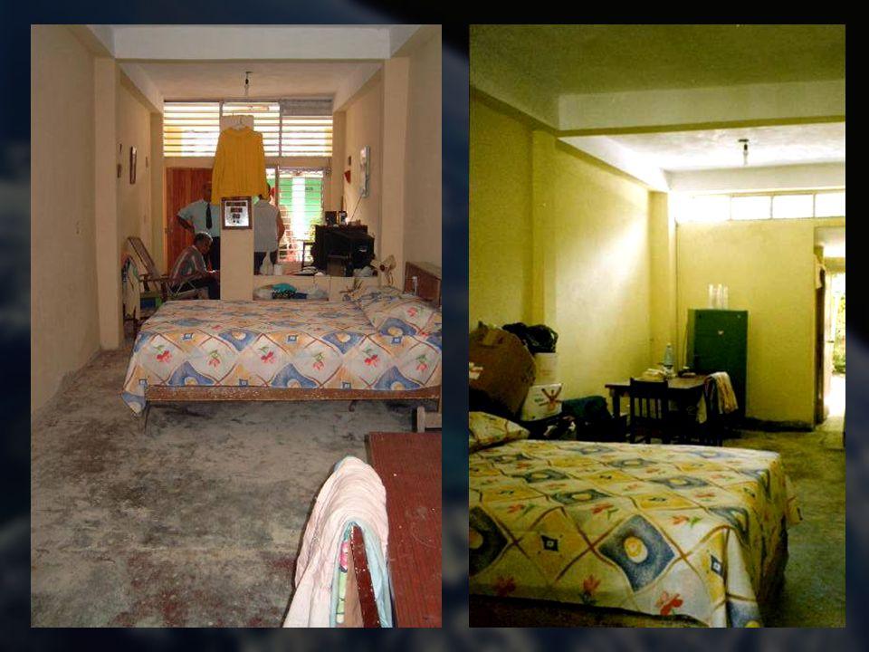 In 2003 kon Feliciana ons fier rondleiden in haar gerestaureerde huisje.