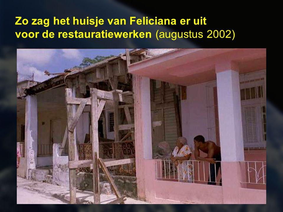 Enkele voorbeelden Het huisje van Feliciana Quintero Torres