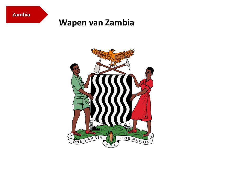 Zambia Wapen van Zambia