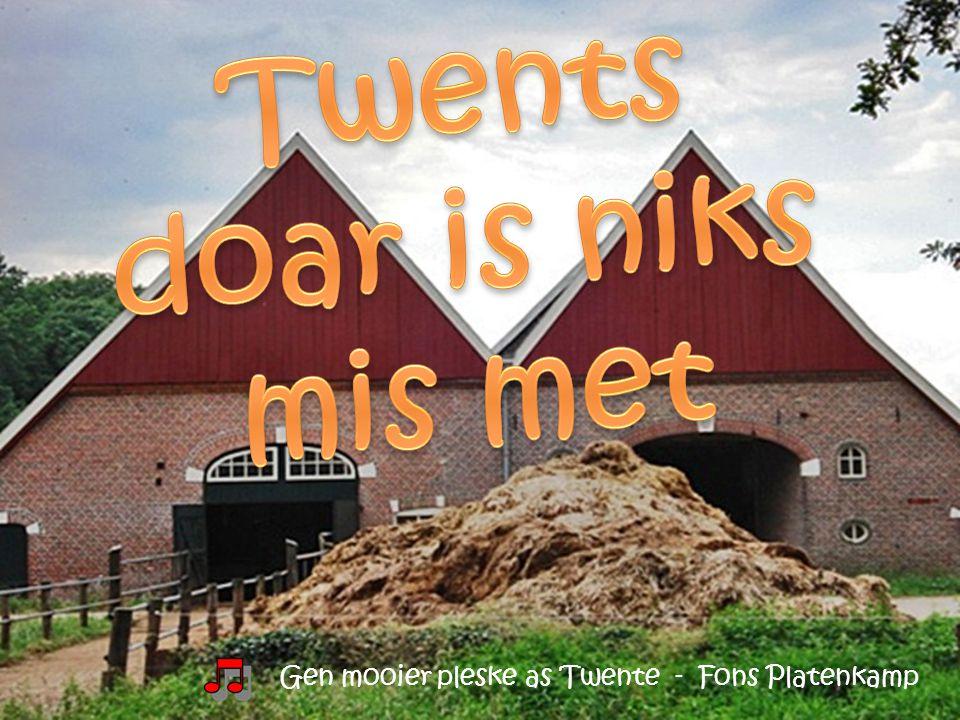 Gen mooier pleske as Twente - Fons Platenkamp