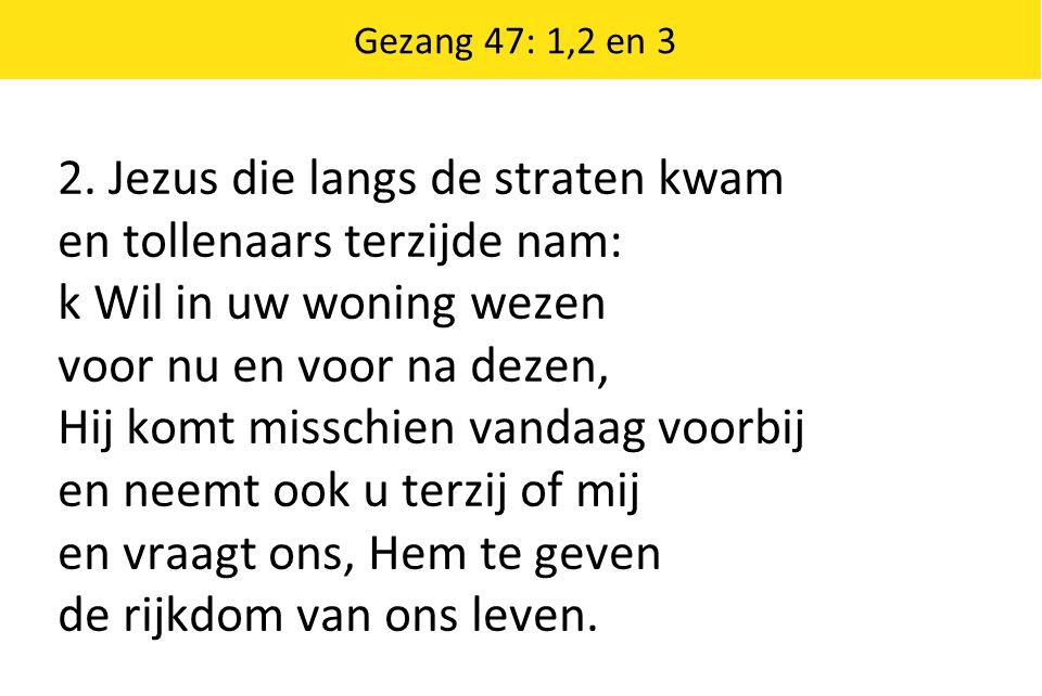 Gezang 170: 1,2 en 6 6.