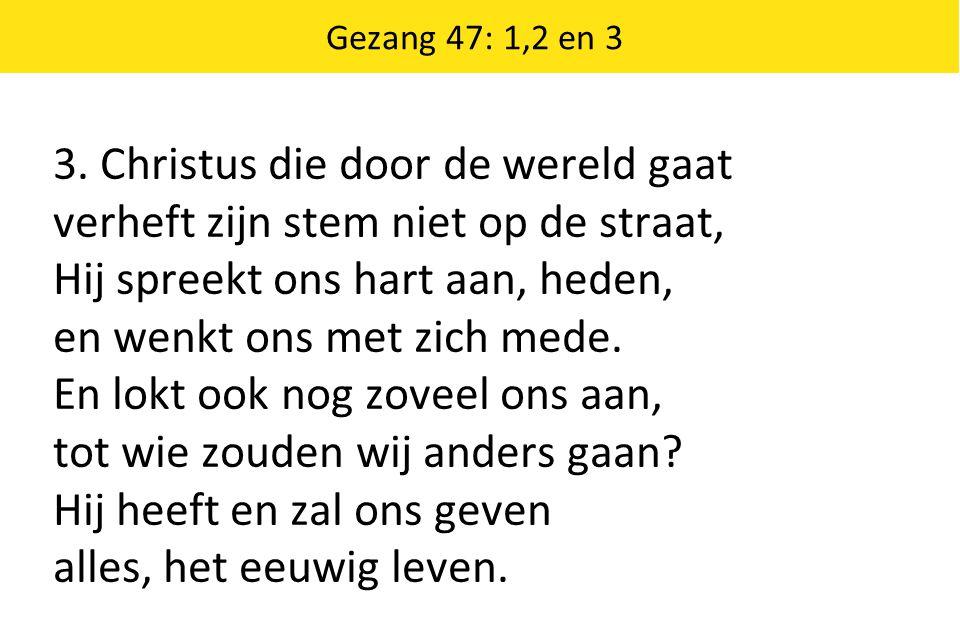 Uitzending Christina van der Zande Mercy Ships Bijdrage bijbelklas.