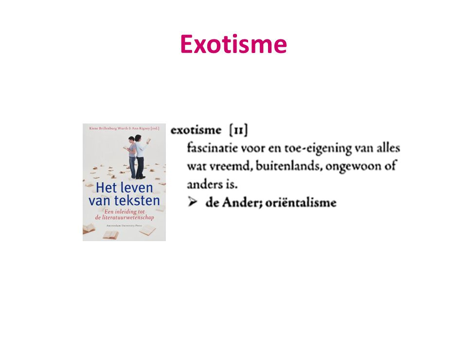 Exotisme