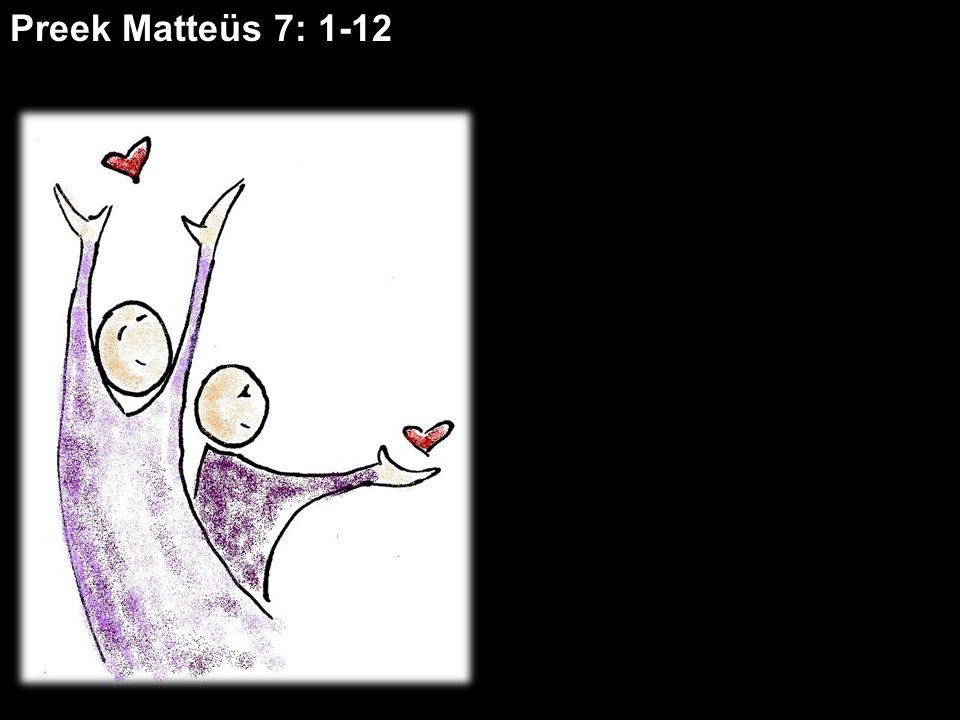 Kijk naar jezelf voordat je een ander veroordeelt Op de dag van het oordeel zullen de Ninevieten samen met deze generatie opstaan en haar veroordelen; want zij hadden zich bekeerd na de prediking van Jona, en hier ziet u iemand die meer is dan Jona.