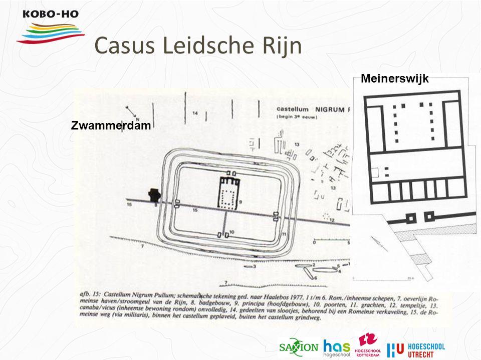 Zwammerdam Meinerswijk Casus Leidsche Rijn