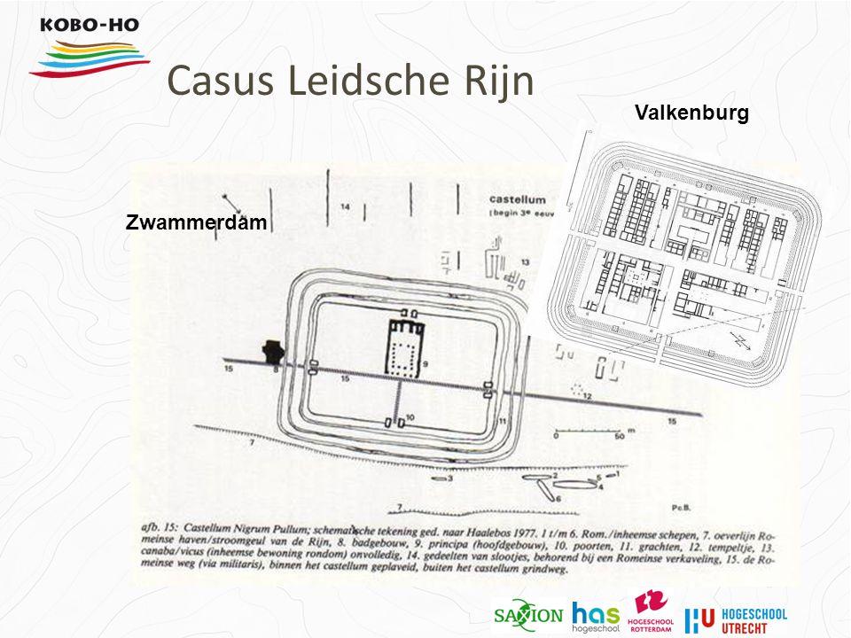 Zwammerdam Valkenburg Casus Leidsche Rijn